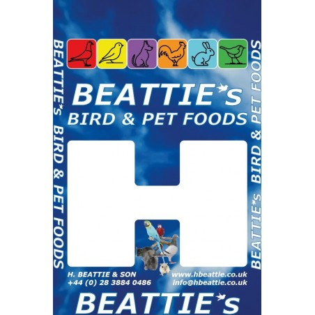 BEATTIE's - Canary No Rapeseed - 25kg