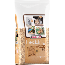Wood Bedding N°6 5kg/20L