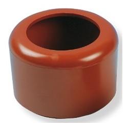 Glazed Pot Stone - 10x5cm...