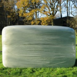 Haylage Bale