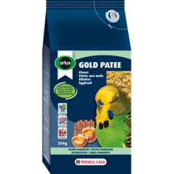 Gold Patee Small Parakeets 1kg