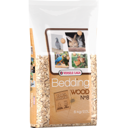 Wood Bedding N°8 5kg/20L