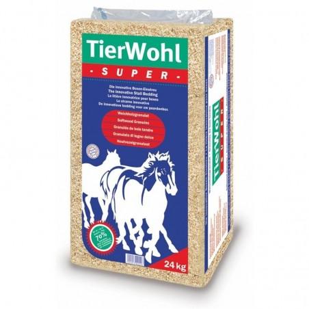 TierWohl - SUPER Fine Dust Free - 24kg