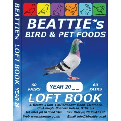BEATTIE's - Pocket Loft Book