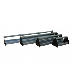 Plastic Feeder + Roll Bar 75cm