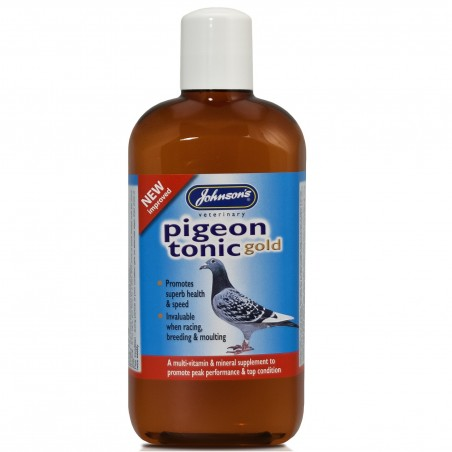 JOHNSONS - Pigeon Tonic Gold - 500ml