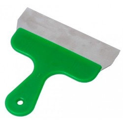Green Plastic Hand Scraper...