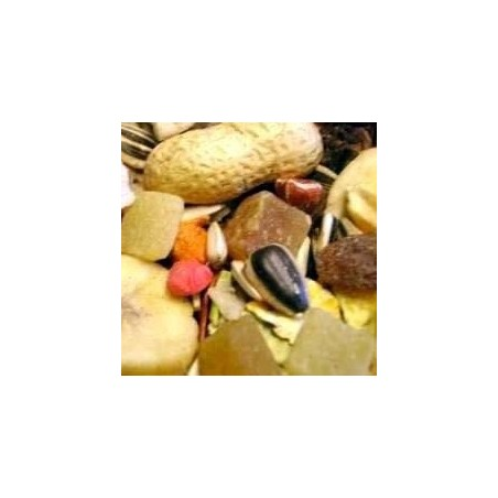 Countrywide - Deluxe Parrot with Fruit - 12.5kg