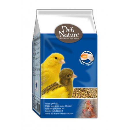 Deli Nature - Egg Food Canary DRY - 4 x 1kg