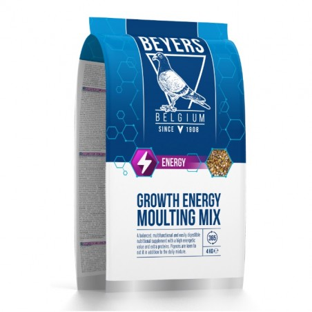 BEYERS - G.E.M. Growth Energy Moulting Mix - 4kg