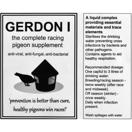 GERDON 1 - 1000ml