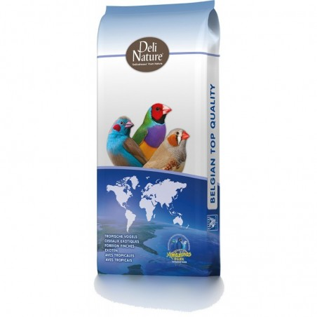 DELI NATURE - 40 - Foreign Finch Basic - 15kg