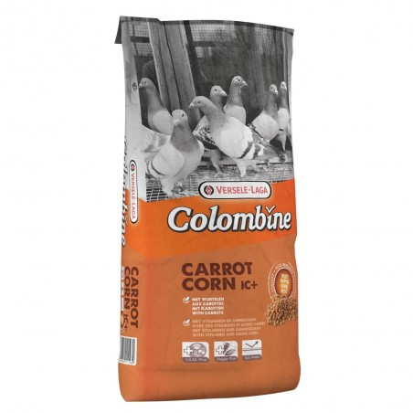 Versele-Laga Colombine - Carrot Corn I.C.⁺ - 10kg