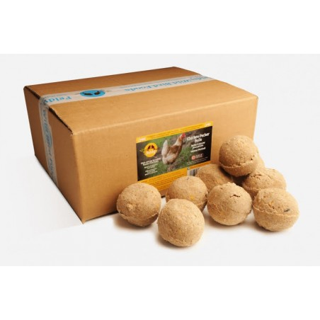 Feldy - Chicken Pecker Balls - 40x110g Box