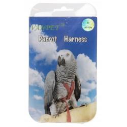 Nylon Bird Harness - SMALL