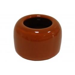 Ceramic Glazed Bowl - 6x4cm