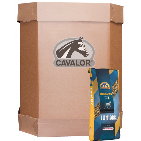 Versele-Laga - Cavalor BREEDING - Juniorix - XL-box - 500kg