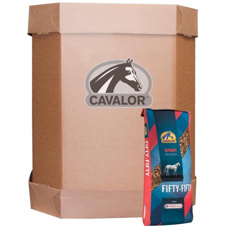 Versele-Laga - Cavalor SPORT - Fifty-Fifty - XL Box 500kg