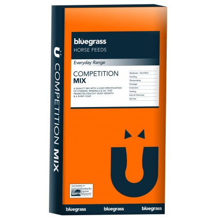 Irwins Bluegrass - Competition Mix - 20kg