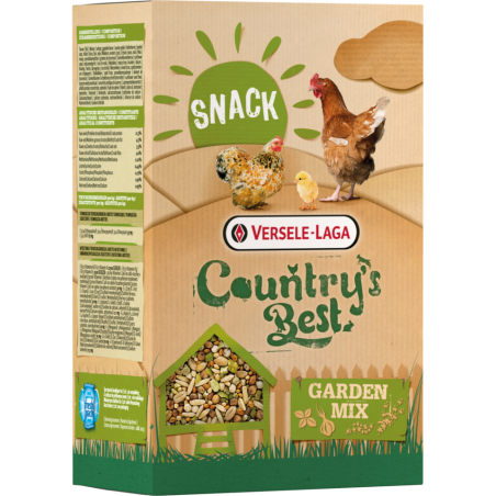 Versele Laga Countrys Best - SNACK GARDEN MIX - 1kg