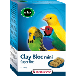 Orlux - Clay Bloc Mini - 540g