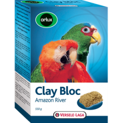 Clay Bloc Amazon River  550g